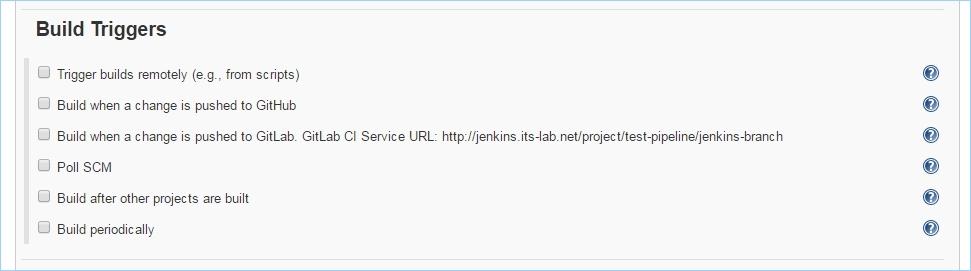 jenkis-build-triger