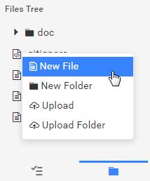 new-file